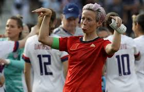 Megan Rapinoe says 'I'm not going to the White House,' prompting Trump to  invite USWNT | The Seattle Times