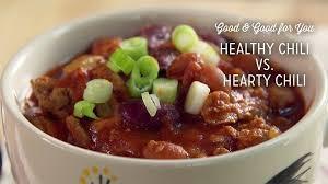 hearty chili recipe by paula deen