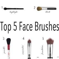 fierce face uk makeup brushes