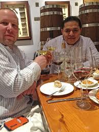 The VIP Lounge with chef Emilio Garcia - The Boston Globe