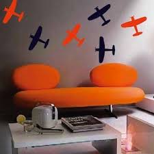 Airplane Wall Decals Wall Stickers From Trendy Wall Designs
