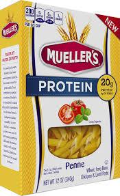protein penne mueller s pasta