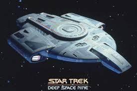 star trek deep e nine starship uss