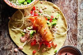Ensenda Fish Tacos with Chilli ...
