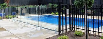 Glass Pool Fencing Archives Fencing Components