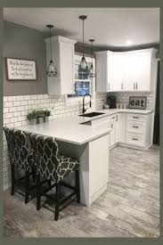 Pin by Geneva Sullivan on Unusual Rustic Interior in 2020   Kitchen remodel  small, Kitchen remodel, Farmhouse kitchen remodel
