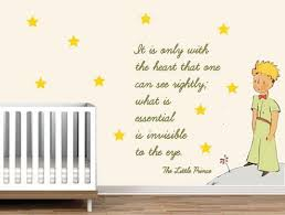 Little Prince Nursery Wall Sticker Prince Nursery Nursery Wall Stickers Nursery Wall Decals