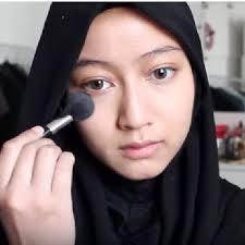 43 make up natural untuk wajah bulat