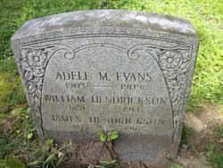 Adele M Evans (1903-1909) - Find A Grave Memorial