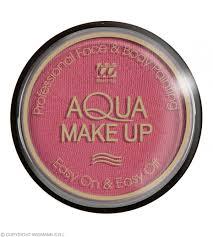 aqua makeup 15g fuschia pink