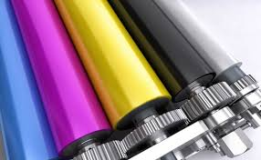 rollers in offset printing machines