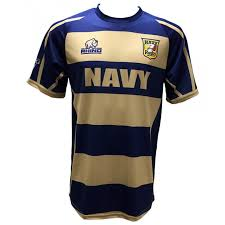 rhino rugby navy midshipmen replica