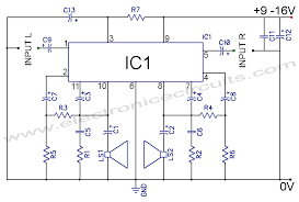 car audio lifier circuit with