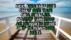 quotes bahasa jawa part cocok buat status wa dan facebook