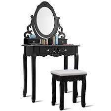giantex bathroom vanity dressing table