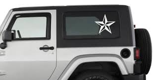 Northcal Star Car Decals Dezign With A Z