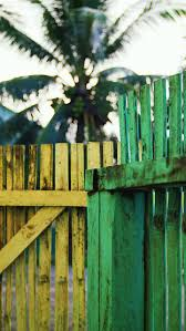 Details Of Multicolored Fence Captured On Bohol Island Philippines Stock Photo Download Image Now Istock