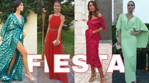 Vestidos De Fiesta De Moda 2020 Tendencias Para Bodas