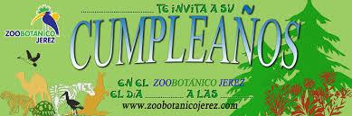 Zoobotanico Jerez Cumpleanos