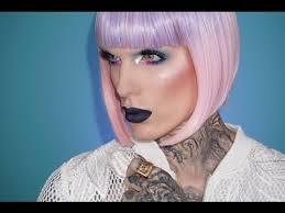 goth makeup look