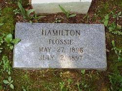 Flossie Hamilton (1896-1897) - Find A Grave Memorial
