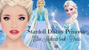 stardoll tutorial elsa dress up and