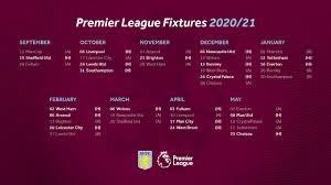 Premier League fixtures announced ?️