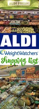 weight watchers aldi s ping guide