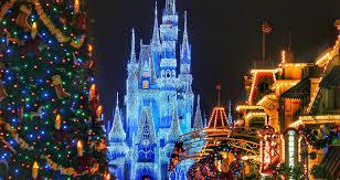 celebrate the holidays at disney world