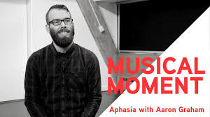 Musical Moment with Aaron Graham - Aphasia by Mark Applebaum | Music on  Main - YouTube