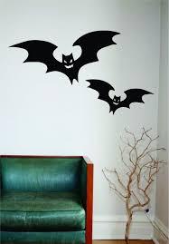 Halloween Bats Wall Decal Sticker Vinyl Living Room Bedroom Decor Art Boop Decals