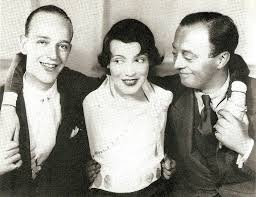 Fred & Adele Astaire & Leslie Henson in 'Funny Face' (1928… | Flickr
