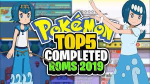 ? Pokemon DS Rom Hacks