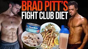 i tried brad pitt s fight club t