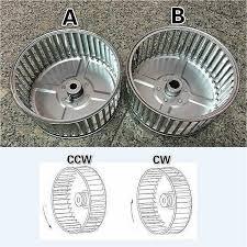 centrifugal fan impeller centrifugal
