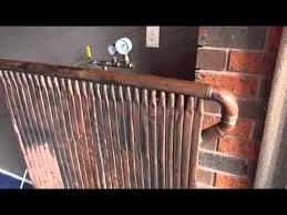 diy fireplace heat exchanger blower