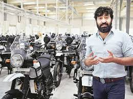royal enfield to invest rs 600 cr in