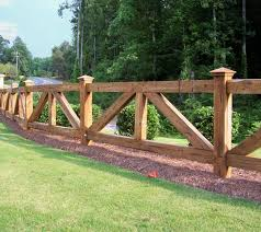 My Future Fence On Pinterest Fencing And Wood Fences Halloween Home Decor Rustic Home Decor Home Depot C Backyard Fences Fence Landscaping Wood Fence Design