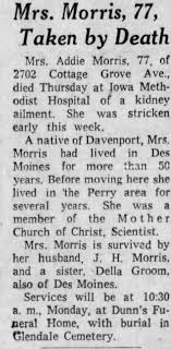 Obituary for Morris (Aged 77) - Newspapers.com