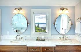 pivot mirror bathroom rectangular