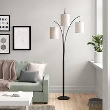 Zipcode Design Aldora 83 5 Tree Floor Lamp Reviews Wayfair