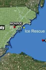 Coast Guard rescues 5 fisherman from ice floe