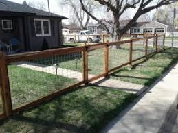 Front Yard Fence Alpine Fence Of Colorado Llc