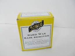 no tweeze hard wax hair remover 113g
