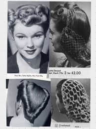 1940s hair makeup amazing women