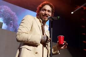 Post Malone Updates His Look Thanks to Tattoo Artist, Dentist | PEOPLE.com