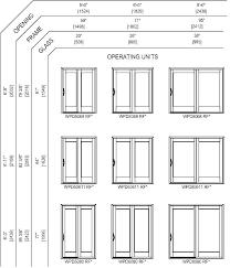 dimensions inches standard door height
