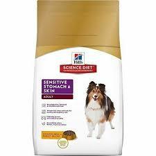 dog sensitive stomach food