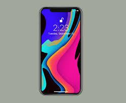 iphone xs wallpaper deviantart