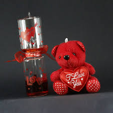 love metre with a teddy lovable gifts